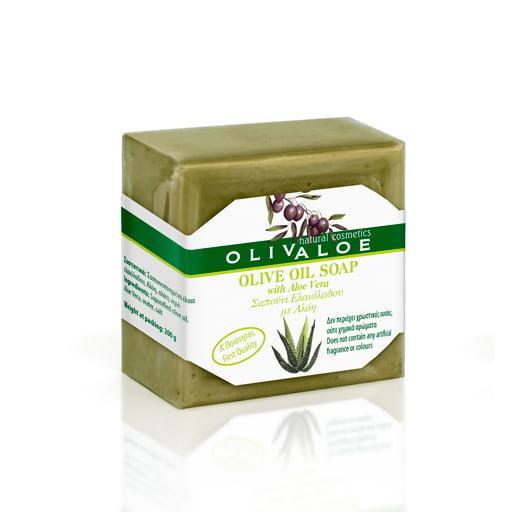 Olivaloe mydło Olive Oil  z aloesem 200g